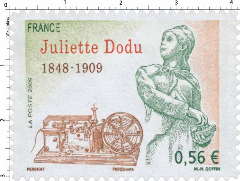 2009 Juliette Dodu 1848-1909