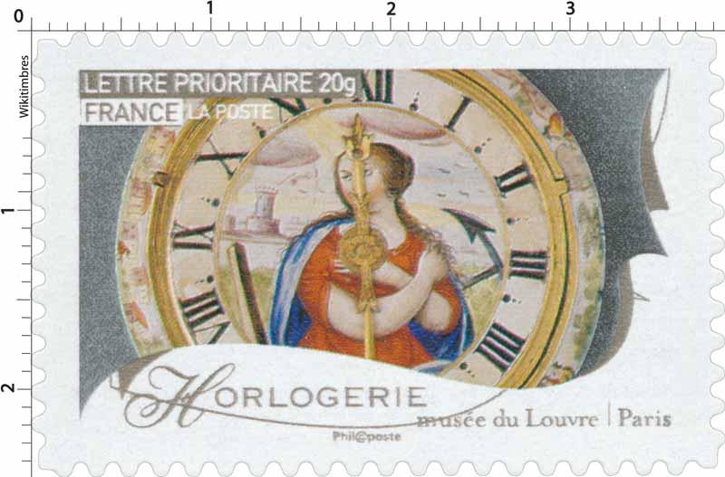 Horlogerie musée du Louvre Paris