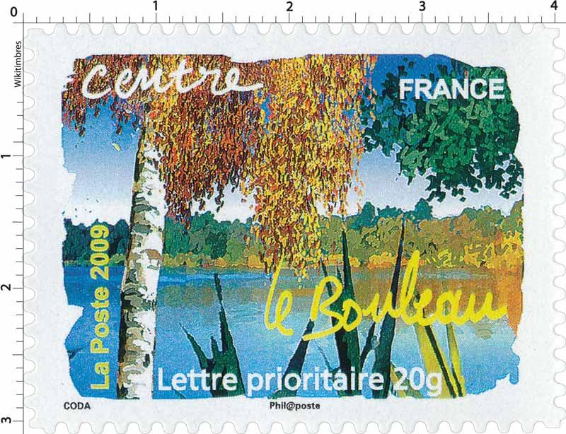 2009 Centre Le bouleau