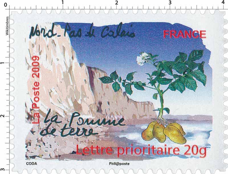 2009 Nord-Pas de Calais La Pomme de terre