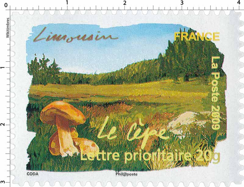 2009 Limousin Le Cèpe