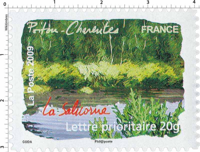2009 Poitou-Charentes La salicorne