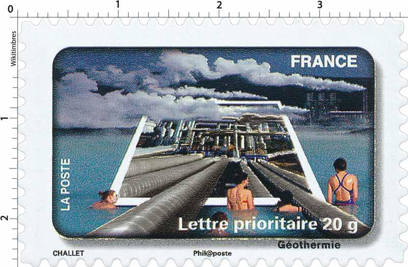 2010 Géothermie
