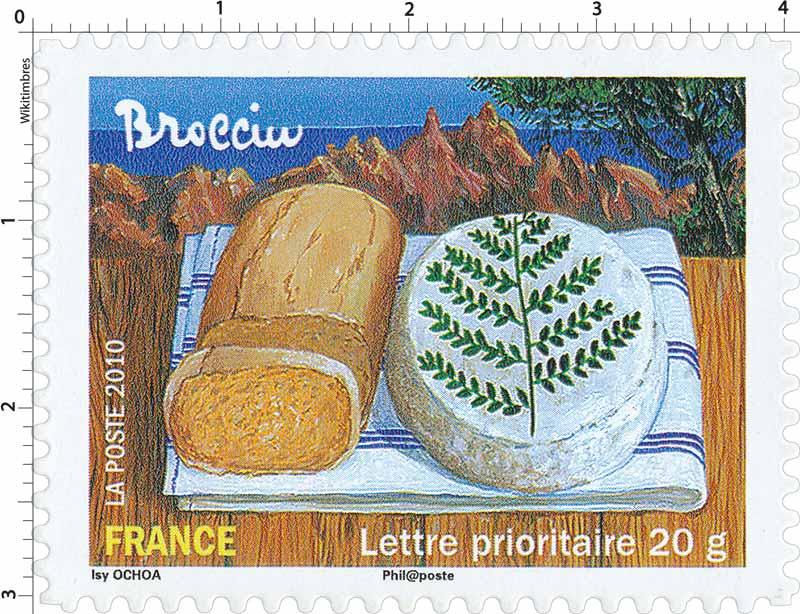 2010 Brocciu