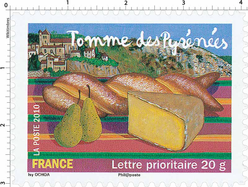 2010 Tomme des Pyrénées