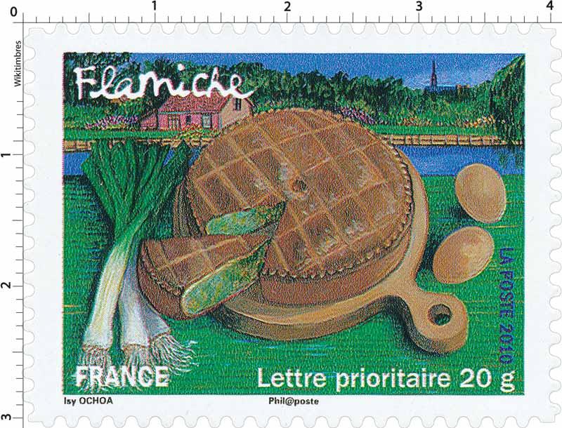 2010 Flamiche aux poireaux