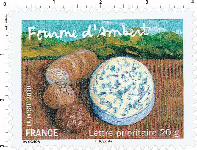 2010 Fourme d'Ambert