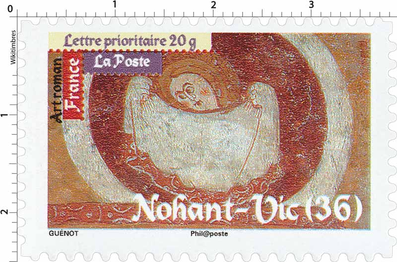 Art roman Nohant-Vic (36)