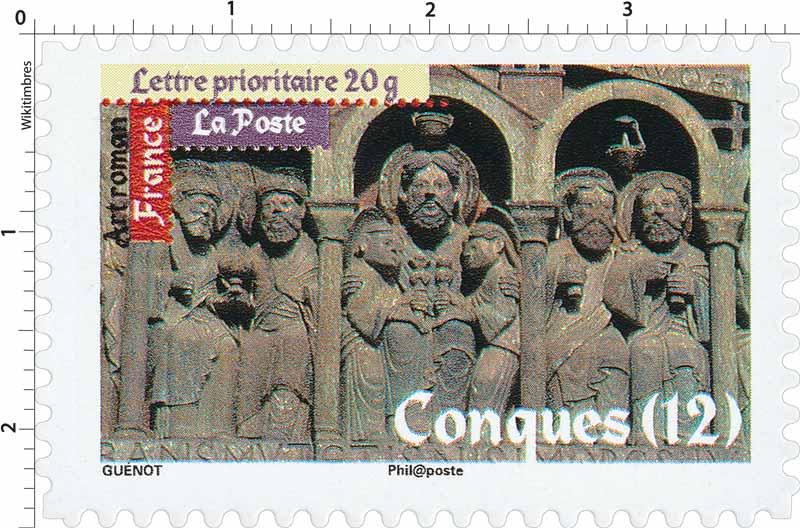 Art roman Conques (12)