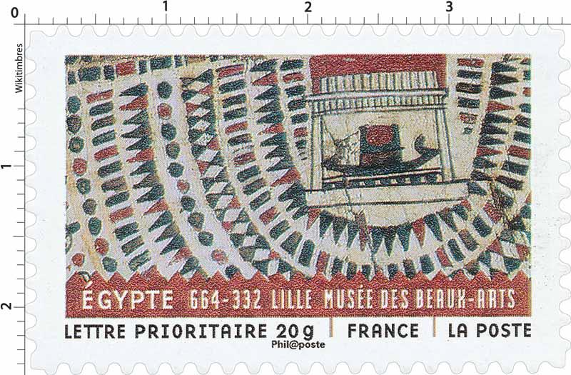 ÉGYPTE 664-332 LILLE MUSÉE DES BEAUX-ARTS