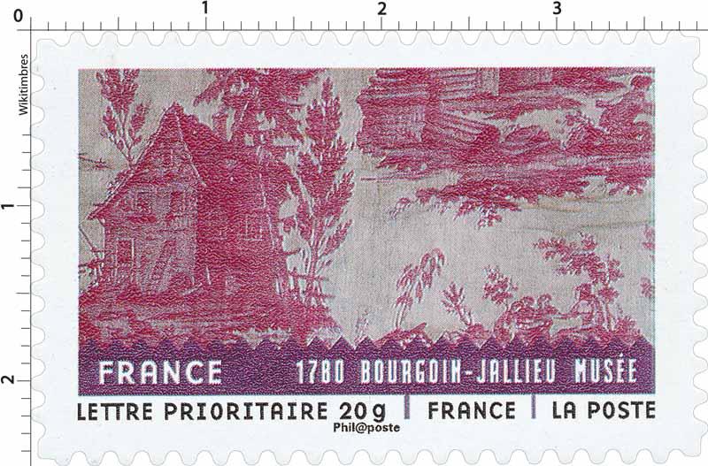 France 1780 BOURGOIN-JALLIEU MUSÉE