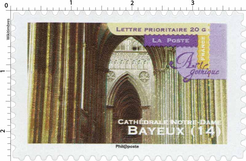 Art gothique cathédrale Notre-Dame Bayeux (14)