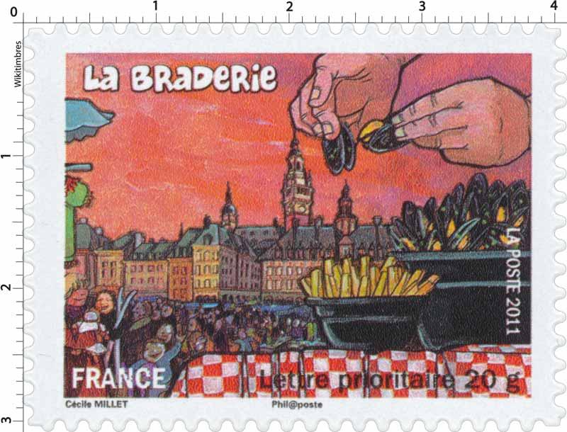 2011 La braderie