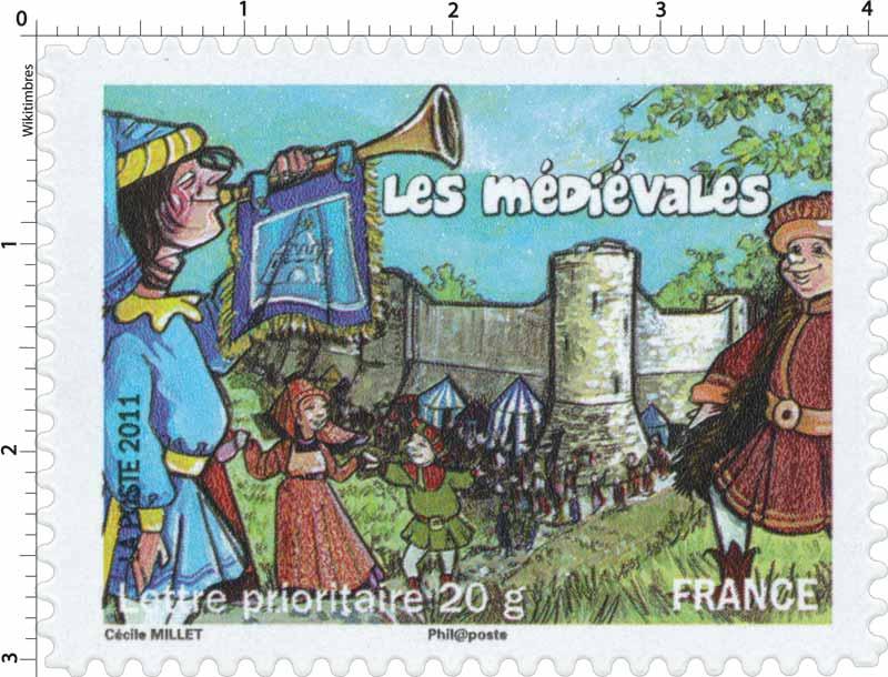 2011 Les médiévales