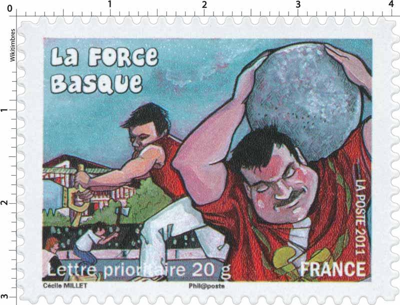 2011 La force Basque