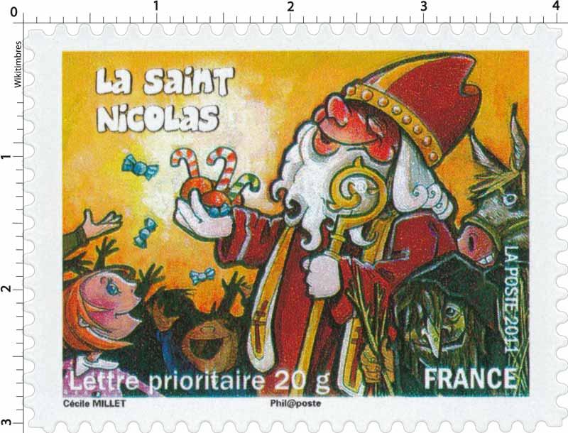 2011 La saint Nicolas