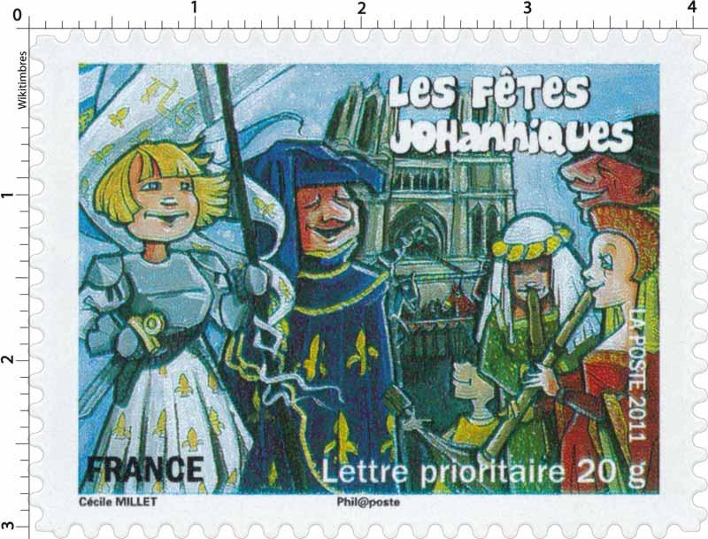 2011 Les fêtes Johanniques