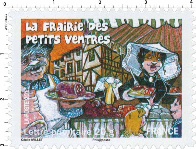 2011 La frairie des petits ventres