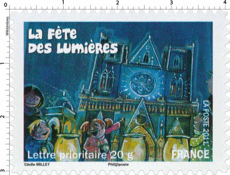 2011 La fête des lumières