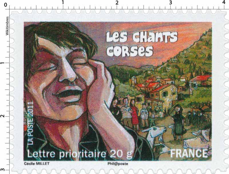 2011 Les chants Corses