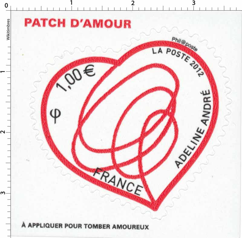 Patch d'amour
