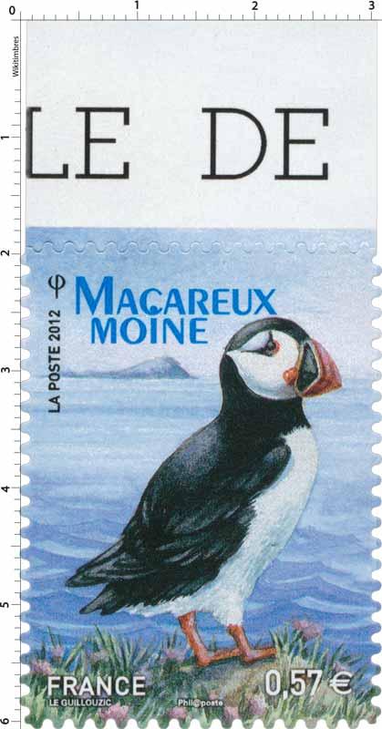 2012 Macareux moine
