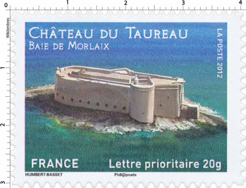 2012 Château du Taureau Baie de Morlaix