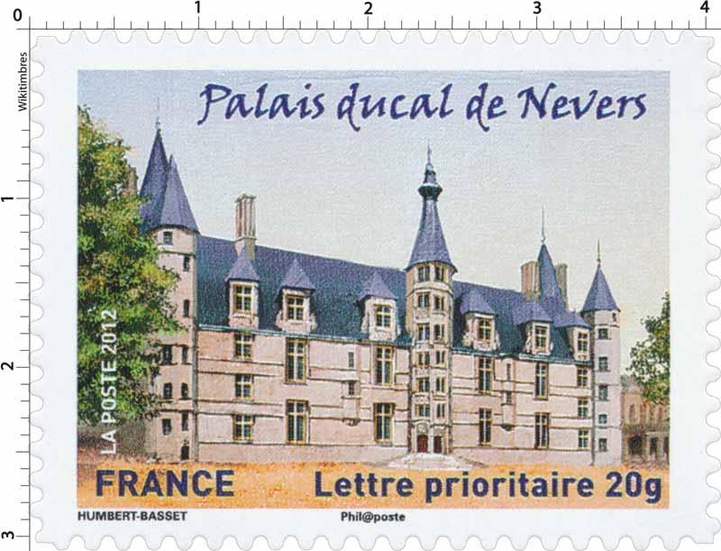 2012 Palais ducal de Nevers