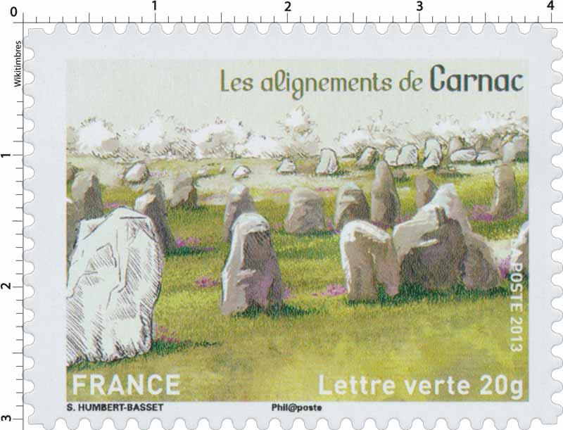 2013 Les alignements de Carnac