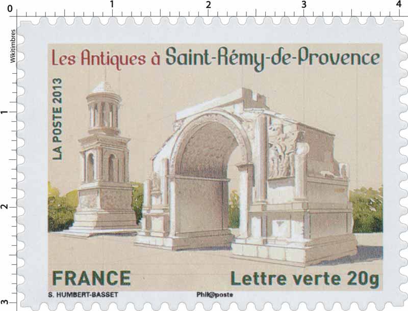 2013 Les Antiques à Saint-Rémy-de-Provence