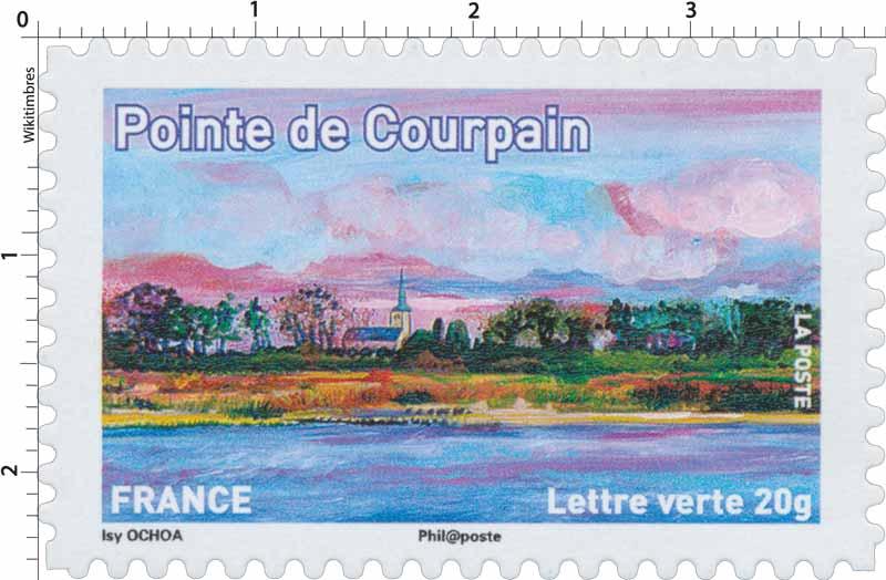 Pointe de Courpain