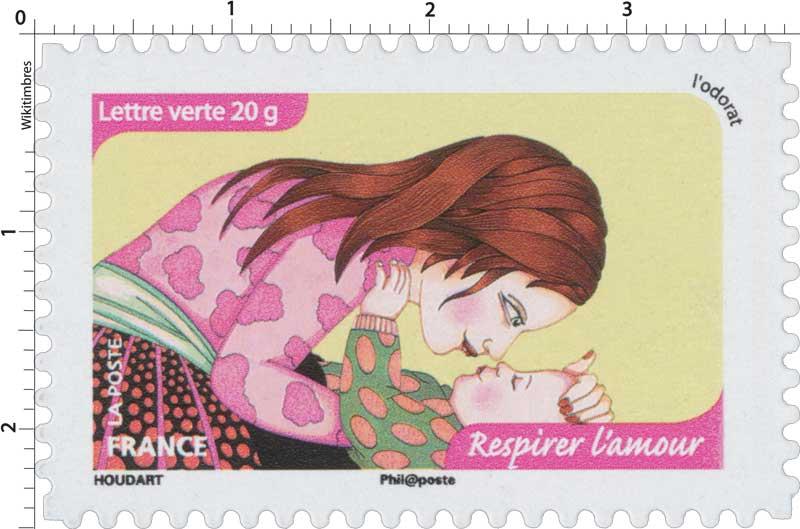 2014 L'odorat : Respirer l'amour