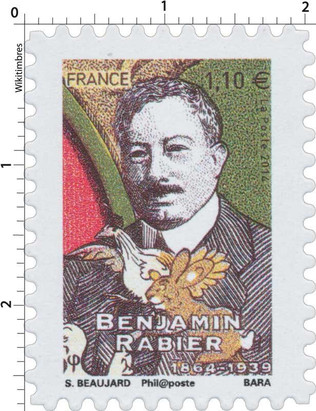 2014 Benjamin Rabier (1864-1939)
