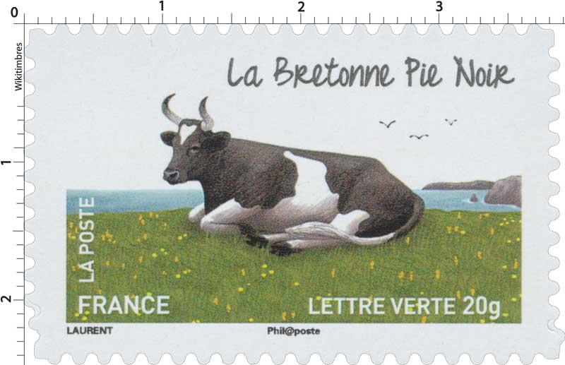 2014 La Bretonne Pie Noir