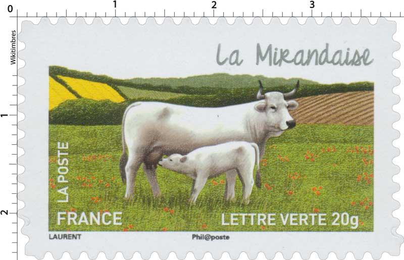 2014 La Mirandaise