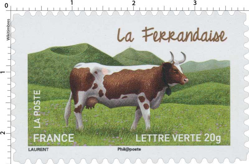 2014 La Ferrandaise