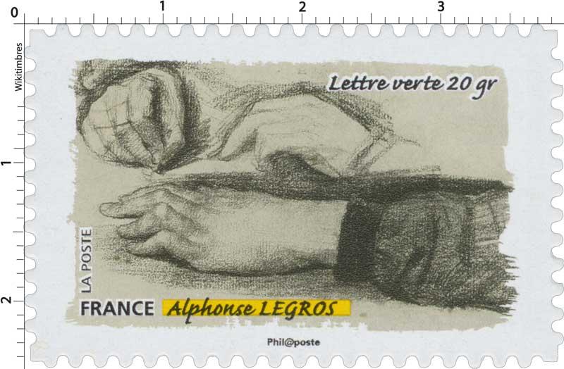 2015 Alphonse Legros