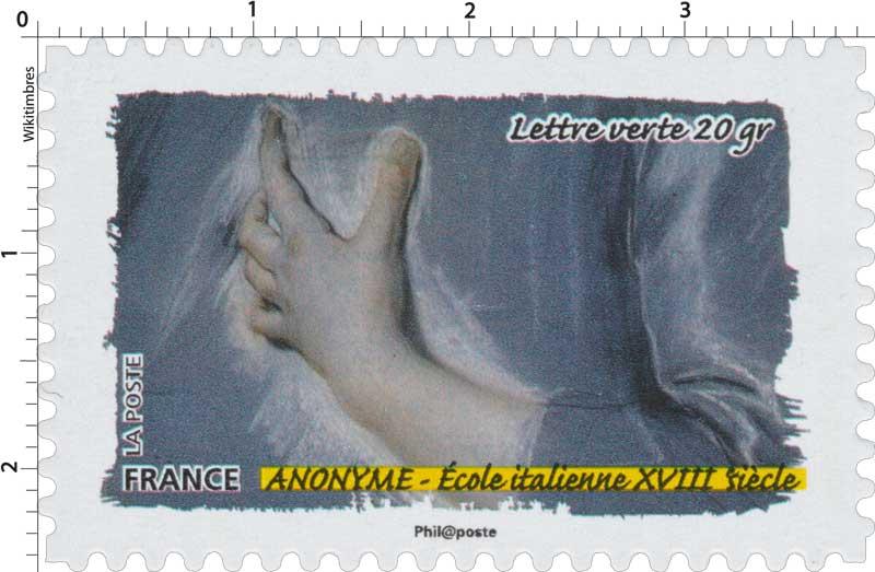 2015 Anonyme - Ecole italienne XVIII siècle