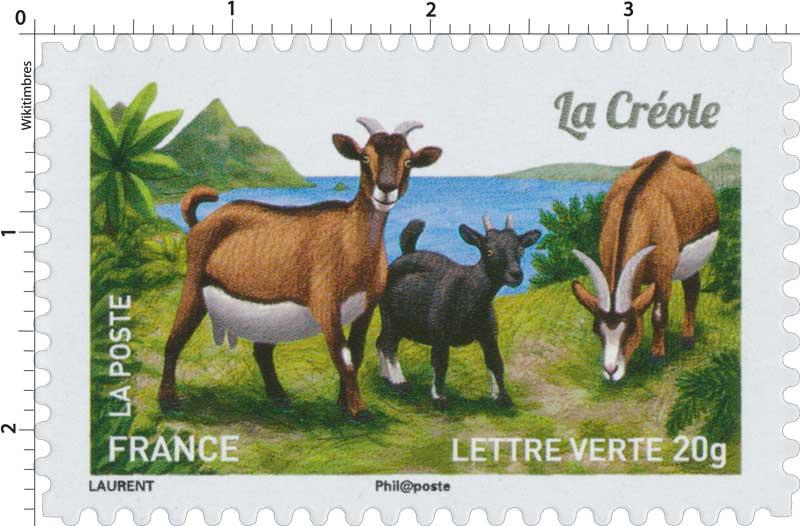 2015 La Créole