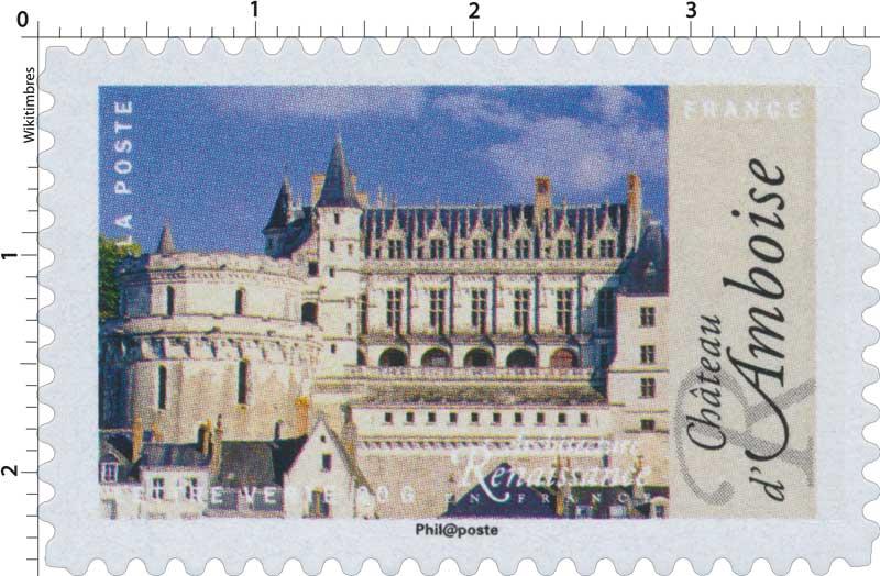 2015 Architecture Renaissance en France - Château d'Amboise