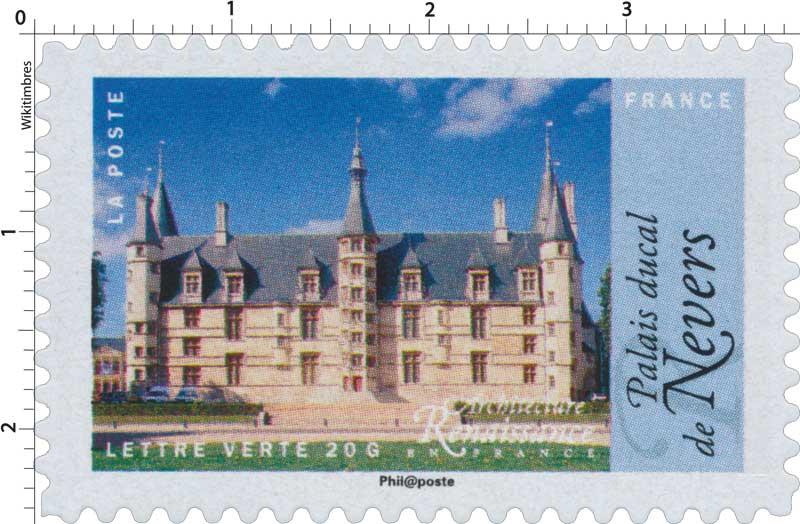 2015 Architecture Renaissance en France - Palais ducal de Nevers