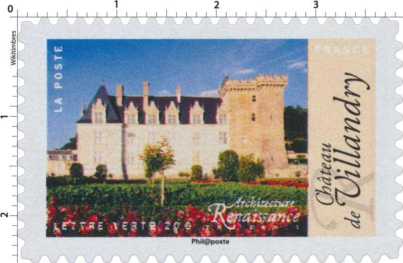 2015 Architecture Renaissance en France - Chateau de Villandry