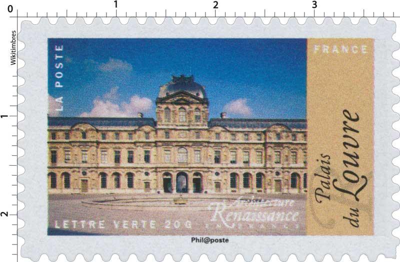 2015 Architecture Renaissance en France - Palais du Louvre