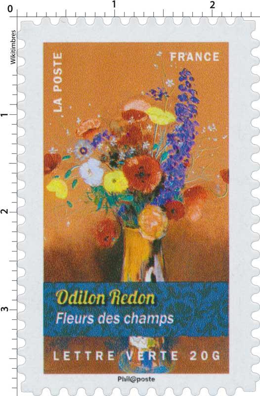 2015 Odilon Redon - Fleurs des champs