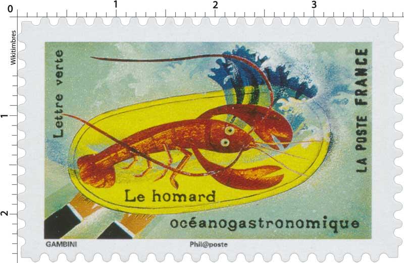 2017 Le homard océanogastronimique