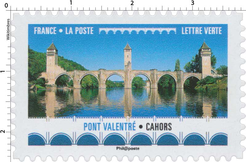2017 Pont Valentré - Cahors