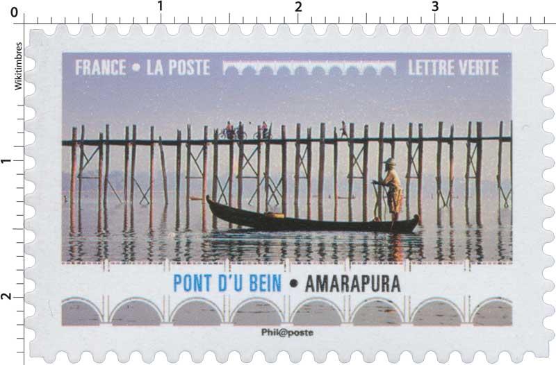2017 Pont d'U Bein - Amarapura