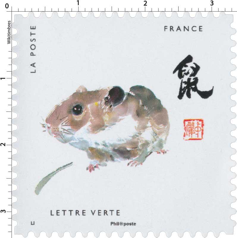 2017 Le rat