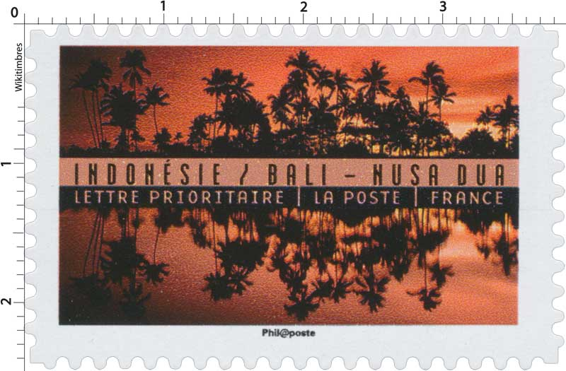 2017 Indonésie / Bali - Nusa Dua
