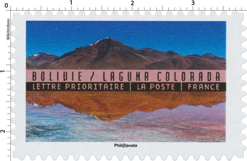 2017 Bolivie / Laguna Colorada